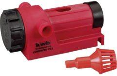 Kwb Boormachinepompen Pompvermogen 3000 l/h mit Filter 813577