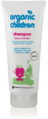 Groene Green People Organic children shampoo berry smoothie 200 Milliliter