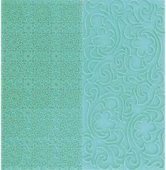 Transparante FMM Impression Mat Vintage Lace