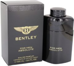 Bentley Bentley For Man Absolute eau de parfum - 100 ml