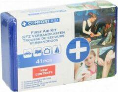 Comfort Aid - Premium EHBO Verband Set - Verbanddoos - 41 delig - Verbandoos auto - EHBO doos