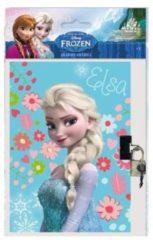 Disney Frozen AST0010 DIARIO CON LUCCHETTO 17x12 FROZEN