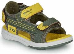 Kaki Sandalen Kickers PLANE