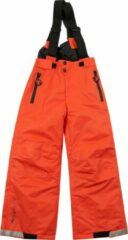 Ducksday skibroek met bretellen voor kinderen unisex Oranje