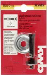 KWB Opspanas as 8 mm, flensmoer 12,75 mm