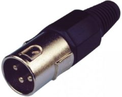 Ibiza XLR Male Connector