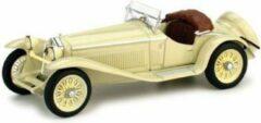 Alfa Romeo 1750GS Zagato Spider 1931 Ivory