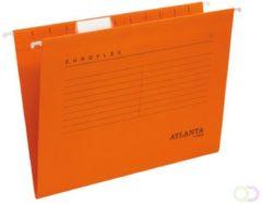 Atlanta Hangmap Euroflex A6527-423 A4 V-bodem oranje