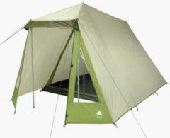 10-T Outdoor Equipment 10T Kuranda 3 - 3 Personen Haus-Zelt mit Vorraum und Fenster, 3000mm