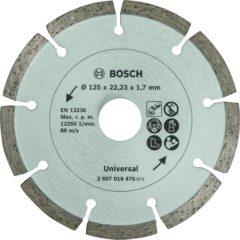 Bosch accessoire Bosch Diamantschijf - 125 mm