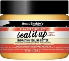 Aunt Jackie's - Flaxseed - Seal It Up Butter - 213 gr