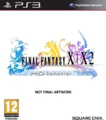 Bigben PS3 Final Fantasy X en X-2 HD Remaster