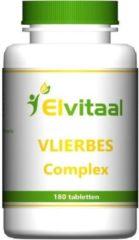 Elvitaal Vlierbes complex 180 Stuks
