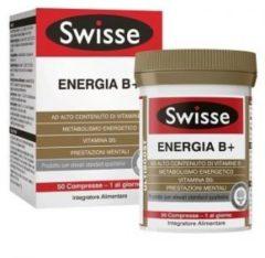 Swisse Energia B+ Integratore Alimentare 50 Compresse