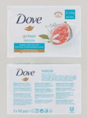 Dove Zeeptablet - Go Fresh Restore 2x 100gr