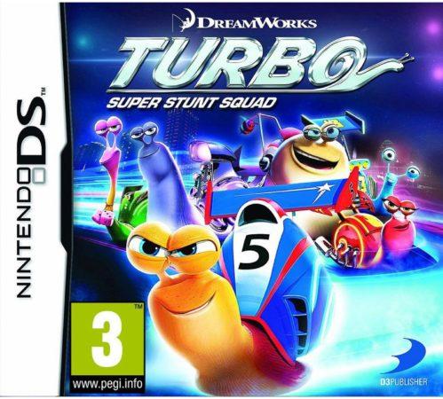 Afbeelding van D3P Turbo: Super Stunt Squad