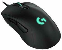 Logitech Gaming G403 Hero Draadloze gaming-muis Optisch Verlicht, Gewichtsreductie Zwart