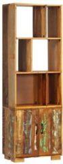 VidaXL Boekenkast 60x35x180 cm massief gerecycled hout VDXL 247480