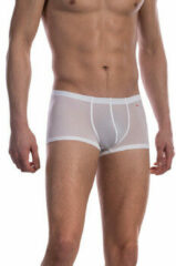 Witte Boxers Olaf Benz Shorty RED0965