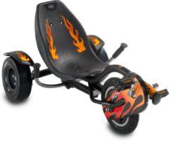 Zwarte EXIT Go-kart EXIT Triker Rocker Fire