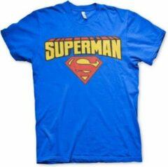 Superman T-shirt heren M