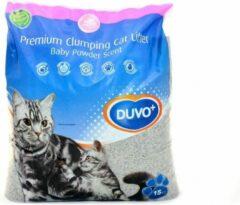 Duvo+ Kattenbakvulling premium met babypoedergeur 15KG