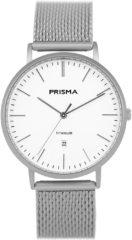 Prisma Tailor Heren Slimline Titanium Horloge P.1487