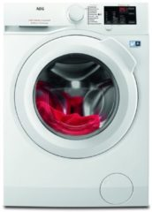 Waschmaschine Frontlader L6FB54488 (8 Kg, 1400 U/min, 156 kWh, A+++) AEG Weiß