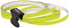 Universeel Foliatec PIN Striping voor velgen incl. montage hulpstuk - neon geel - 4 strips 6mmx2,15meter & 1 te