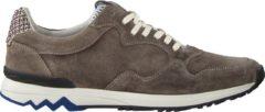 Grijze Floris Van Bommel Heren Sneakers 16238 - Taupe - Maat 41+
