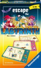 Ravensburger Spieleverlag Ravensburger Escape the labyrinth - Pocketspel