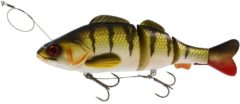 Zwarte Westin Percy the Perch Inline - Sinking - Bling Perch - 20cm - 100g