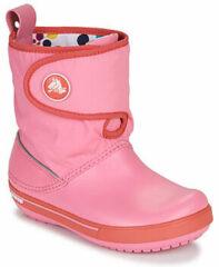 Roze Snowboots Crocs CROCBAND ll.5 GUST BOOT KIDS PLEM PPY