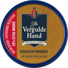 De Vergulde Hand scheerzeeptablet 75 gram