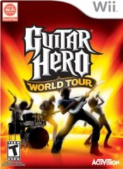 RedOctane Guitar Hero - World Tour
