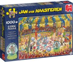 JUMBO Puzzel Jan Van Haasteren Acrobaten Circus 1000 Stukjes (6139089)