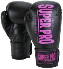 Paarse Super Pro Champ Bokshandschoenen Senior