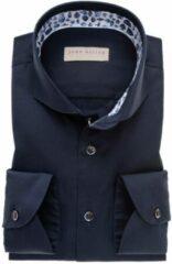 John Miller Overhemd 5137963 BLAUW