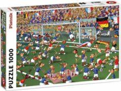 Piatnik Puzzel Voetbal -Francois Ruyer 1000 stukjes