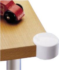 Jippie's dubbele tafelhoekjes (4 stuks) wit