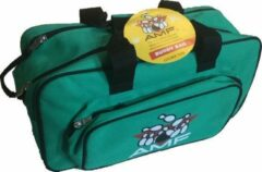 Groene AMF Bowlingtas Double 'Buddy Bag'
