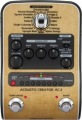 Zoom AC-2 Acoustic Creator DI / effect voor akoestische gitaar