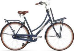 28 Zoll Damen Holland Fahrrad 7 Gang Popal Daily Dutch Prestige... 57cm, dunkelblau