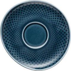 Blauwe ROSENTHAL - Junto Ocean Blue - Espressoschotel 11cm