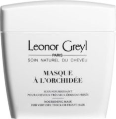 Leonor greyl Masker Leonor greyl Masks & Conditioners Masker Masque A L\'orchidee Dik/droog/pluizend Haar 200 ml
