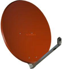 Sat-Spiegel 65 cm Offsetantenne GigaBlue Rot