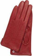 Rode Kessler Carla dames handschoen leer – Crimson – maat 8