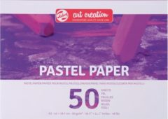 Talens Art Creation pastelpapier, 90 g/m², ft A3, blok met 50 vellen