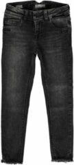 Antraciet-grijze LTB! Meisjes Lange Broek - Maat 104 - Antraciet - Jeans