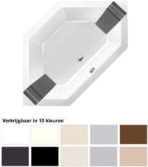 Beterbad Xenz Ligbad Xenz Society 145 6-hoekig 145x145x50 cm Inbouw Acryl (Verkrijgbaar in 10 kleuren)